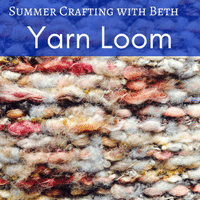 """yarn weaving"""