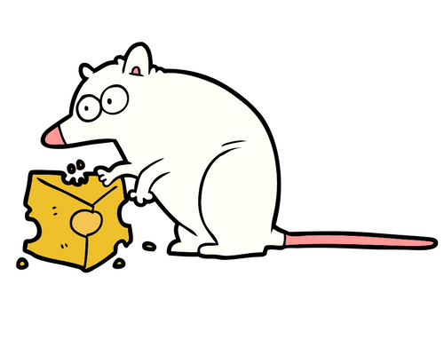 FACT or FAKE: Mice are only attracted to cheese