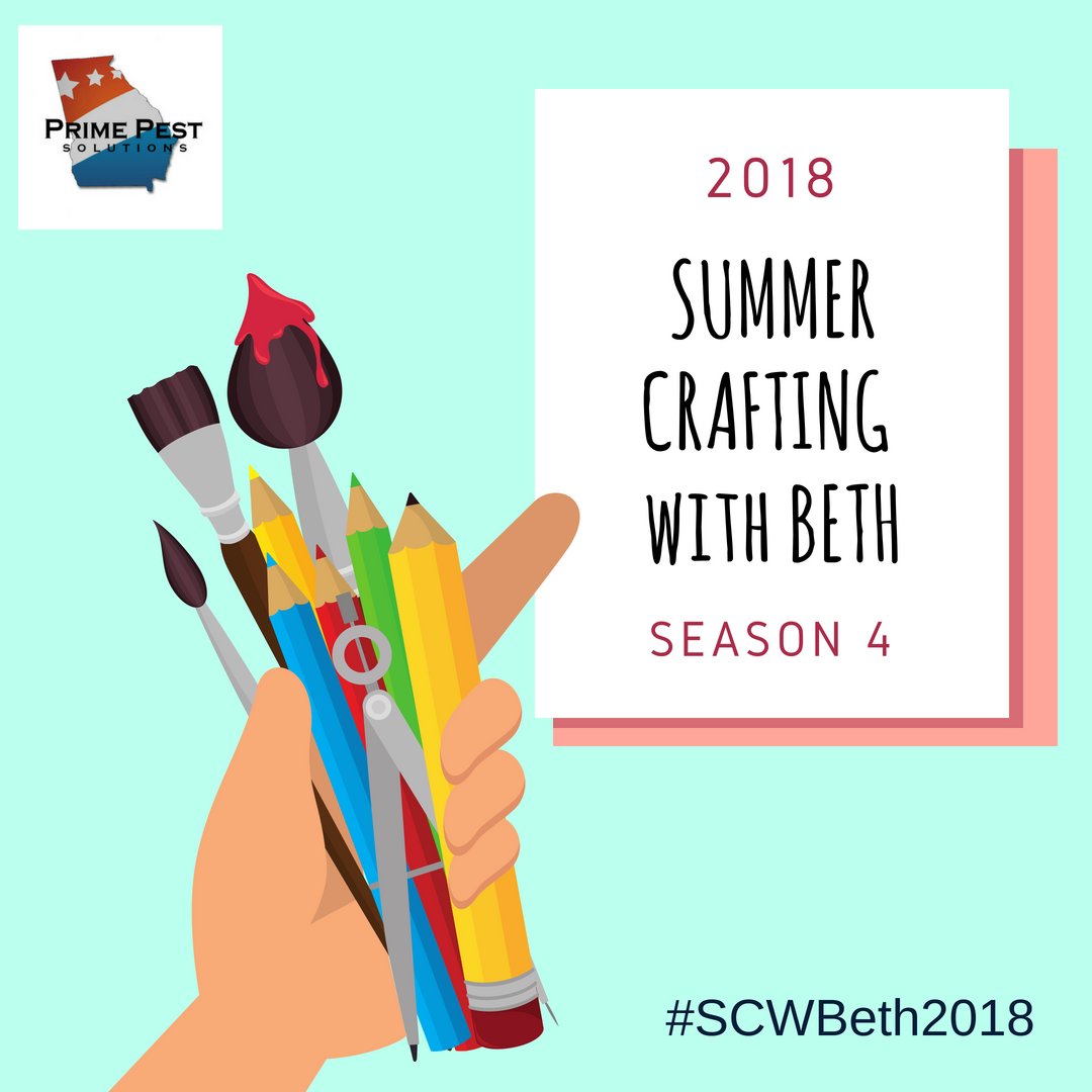 Summer Crafting with Beth 2018 - Week 3